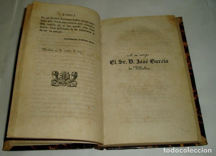 Libros antiguos: POESIAS DE DON JOSÉ ZORRILLA 1838 TOMOI - Foto 4 - 80880675