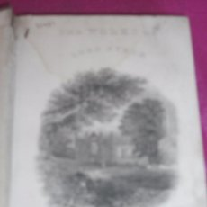 Libros antiguos: WORKS OF LORD BYRON THE SUPPRESSED POEMS /A SKETCH OF HIS LIFE PHILADELPHIA 1865. Lote 81748944