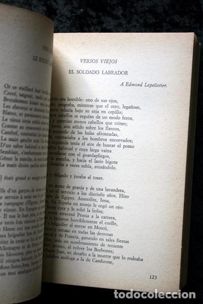 Libros antiguos: POESIA COMPLETA EN POESIA - EDICION BILINGÜE - TOMO II - PAUL VERLAINE - Foto 2 - 82915264