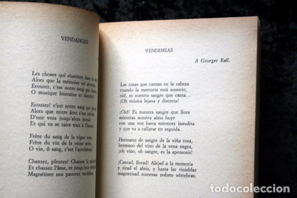 Libros antiguos: POESIA COMPLETA EN POESIA - EDICION BILINGÜE - TOMO II - PAUL VERLAINE - Foto 3 - 82915264