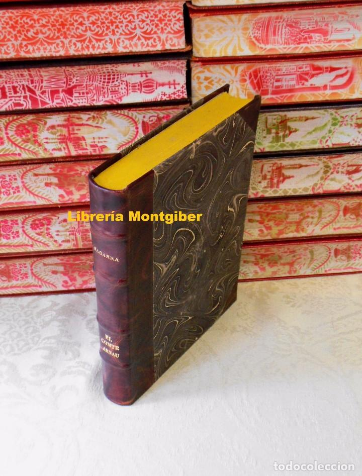Libros antiguos: EL COMTE ARNAU . Poema . Autor : Sagarra, Josep Mª de - Foto 2 - 83631224