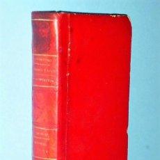 Libros antiguos: BORRADORES Y APUNTES (ENSAYOS EN VERSO). ´. Lote 85114728