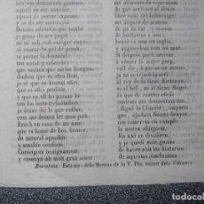 Libros antiguos: DIÁLOGO ENTRE CUATRO APRENDICES: UN TEJEDOR, UN PANADERO, UN SASTRE Y UN ZAPATERO. BARCELONA, XIX. Lote 85258672