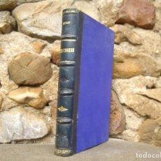 Libros antiguos: JUAN TOMÁS SALVANY: EMOCIONES, NUEVAS POESÍAS. ED.GUTIÉRREZ Y CIA. 1889. Lote 85647216
