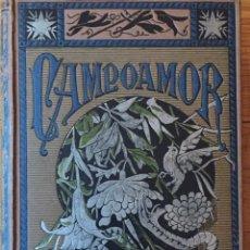 Libros antiguos: POESÍAS DE CAMPOAMOR. Lote 89008348