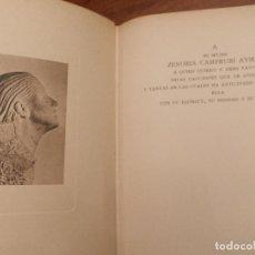 juan ramon jimenez, 1935, cancion. primera edicion, TAPAS EN MAL ESTADO.VER IMAGENES.