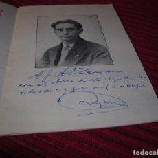 Libros antiguos: LIBRITO EL FANTASMA DE SANTO DOMINGO,POR RICARDO DOMINGUEZ GARCIA.. Lote 90453839