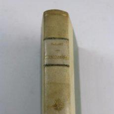 Libros antiguos: L- 2957. HORIZONTES, FEDERICO BALART. 1897. . Lote 90977450
