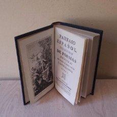 Libros antiguos: PARNASO ESPAÑOL, COLECCION DE POESIAS ESCOGIDAS DE LOS MAS CELEBRES POETAS CASTELLANOS TOMO I - 1768. Lote 94384362