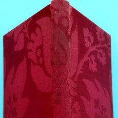Libros antiguos: POESIA CATALANA,LIBRO POEMAS CASTELLANOS,AÑO 1896 FIRMA Y DEDICATORIA AUTOR,JOSEP MARTI FOLGUERA. Lote 94537559
