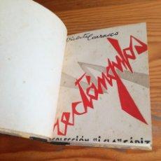Libros antiguos: VICENTE CARRASCO. RECTANGULOS 1935,PRIMERA EDICION, RARO.. Lote 94619623