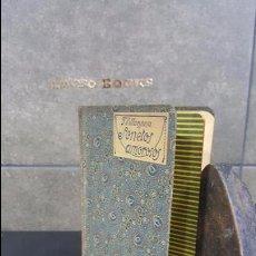 Libros antiguos: 1918.FRANCISCO VILLAESPESA.SONETOS AMOROSOS.. Lote 95268147