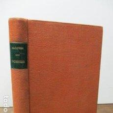 Libros antiguos: POESIES DE JOAN ALCOVER - EDICIÓ COMPLETA (EN CATALAN) 1921. Lote 95898971