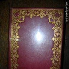 Libros antiguos: (F.1) POESÍAS COMPLETAS AMADO NERVO AÑO 1935. Lote 96526527