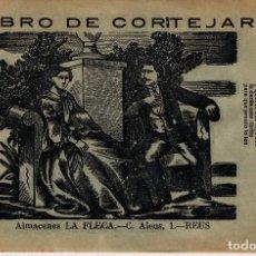 Libros antiguos: LIBRITO EDITADO POR LIBRERIA LA FLECA DE REUS AÑOS 20 - LIBRO DE CORTEJAR. Lote 97006851