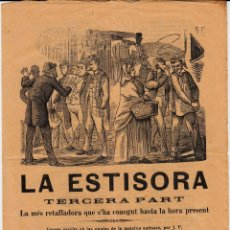 Libros antiguos: REVISTA POESIA ALMACENES LA FLECA EN REUS - LA ESTISORA TERCERA PART. Lote 97030883