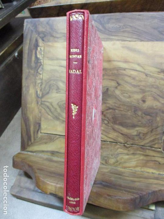 Libros antiguos: NADAL POEMA DRAMÀTIC EN UN ACTE I DOS QUADRES. JOSEP M. RIBES MONFAR. IL·LUSTR. DIVORI.1936. - Foto 2 - 97139703