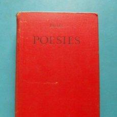 Libros antiguos: POESIES DE ANICET DE PAGES DE PUIG. 1907. Lote 97143527