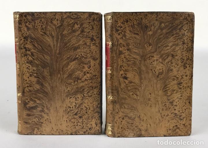 Libros antiguos: La Araucana. Poema-D.Alonso de Ercilla y Zuñiga-Imprenta de D.M.de Burgos, Madrid 1828-Tomos 1 y 2 - Foto 2 - 288463058