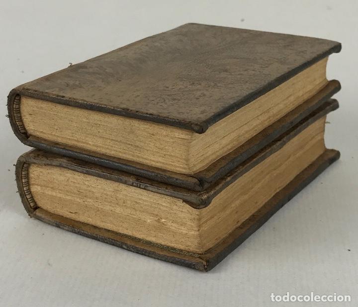 Libros antiguos: La Araucana. Poema-D.Alonso de Ercilla y Zuñiga-Imprenta de D.M.de Burgos, Madrid 1828-Tomos 1 y 2 - Foto 6 - 288463058