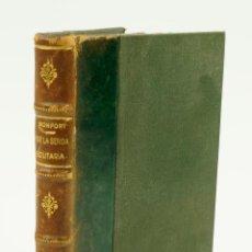 Libros antiguos: POR LA SENDA SOLITARIA LIBRO DE POEMAS, JOSÉ Mª MONFORT, 1928, FIRMADO. 13X17,5CM. Lote 99427167