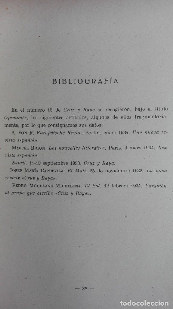 Alte Bücher: Cruz y Raya 1933/1936 Ilustraciones de Picasso José Caballero Max Jacob Benjamín Palencia - Foto 2 - 99947519