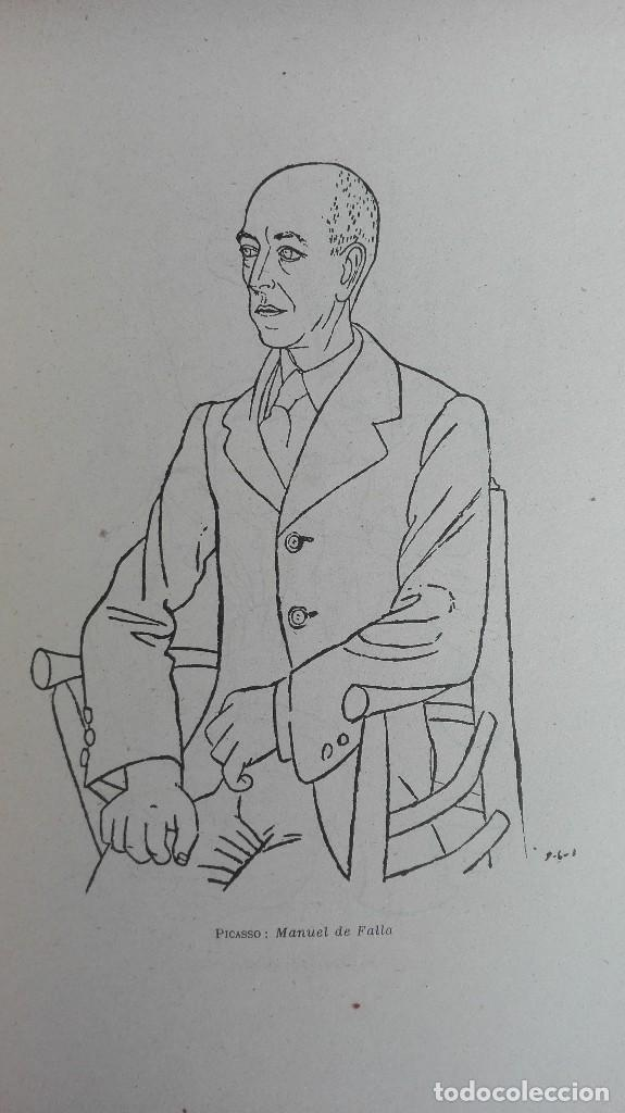 Alte Bücher: Cruz y Raya 1933/1936 Ilustraciones de Picasso José Caballero Max Jacob Benjamín Palencia - Foto 3 - 99947519