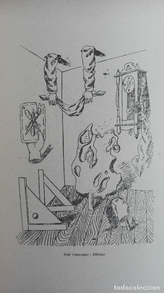 Alte Bücher: Cruz y Raya 1933/1936 Ilustraciones de Picasso José Caballero Max Jacob Benjamín Palencia - Foto 4 - 99947519