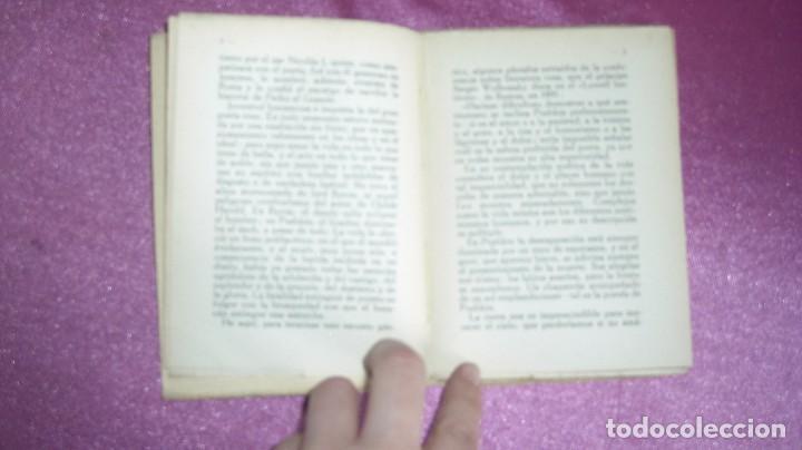 Libros antiguos: ALEJANDRO PUSHKIN. LAS MEJORES POESIAS LIRICAS DE LOS MEJORES POETAS ED . CERVANTES - Foto 9 - 101888879