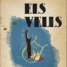 Libros antiguos: ELS VELLS FONT DE POESÍA. ANY 1933 (14.1). Lote 101913579