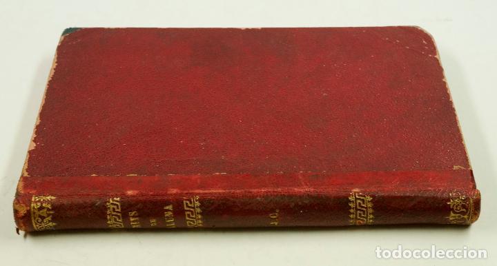 NITS DE LLUNA, 1886, FREDERICH SOLER (SERAFÍ PITARRA). 12X18,5CM (Libros antiguos (hasta 1936), raros y curiosos - Literatura - Poesía)