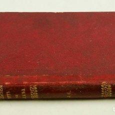 Libros antiguos: NITS DE LLUNA, 1886, FREDERICH SOLER (SERAFÍ PITARRA). 12X18,5CM. Lote 102583087