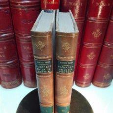 Libros antiguos: FLORESTA DE VARIA POESÍA - DIEGO RAMÍREZ PAGÁN - 2 TOMOS - EDIC. Y PRÓLOGO DE ANTONIO PÉREZ GÓMEZ - . Lote 102685883