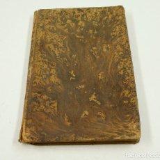 Livres anciens: PROGRAMA DE RETÓRICA Y POÉTICA, 1870, JOSÉ COLL VEHÍ, CUARTA EDICIÓN. 11,5X17,4CM. Lote 103019175