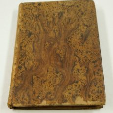 Livres anciens: PRINCIPIOS GENERALES DE RETÓRICA Y POÉTICA, 1853, ANTONIO GIL DE ZÁRATE, MADRID. 10,9X15CM. Lote 103020987