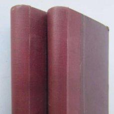 Libros antiguos: OBRAS COMPLETAS DE GABRIEL Y GALAN - 2 TOMOS. Lote 103066827