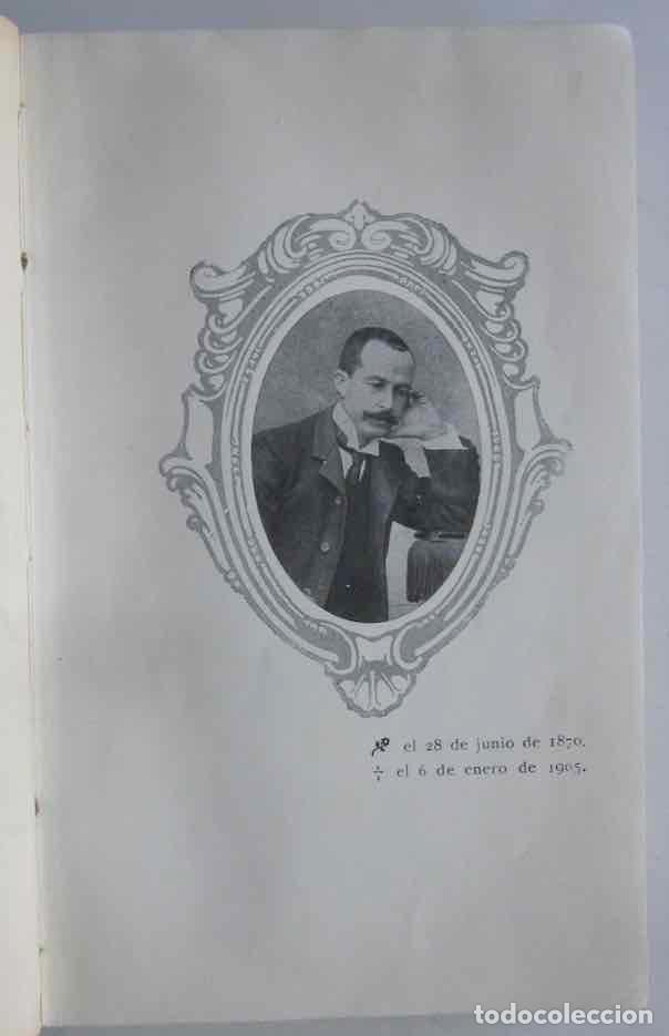 Libros antiguos: OBRAS COMPLETAS DE GABRIEL Y GALAN - 2 TOMOS - Foto 3 - 103066827