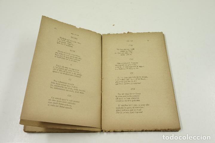 Libros antiguos: Mel y Fel, poesias originals, J. Riera y Bertran, Barcelona. 10,5x16,5cm - Foto 2 - 103376063