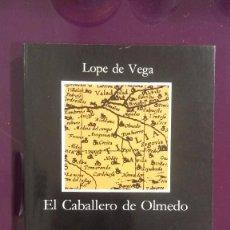 Libros antiguos: EL CABALLERO DE OLMEDO (12ª ED.) - FELIX LOPE DE VEGA , 2004. Lote 103814755