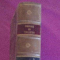 Libros antiguos: EL LIBRO DE LAS MONTAÑAS, EL DE LOS RECUERDOS, Y FABULAS TRUEBA TOMO 2 738 PAGINAS .. Lote 103937519