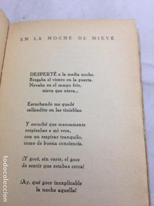 Libros antiguos: 1º edición José María Pemán A la rueda rueda Cancionero Mundo Latino Madrid 1929 - Foto 9 - 104064499