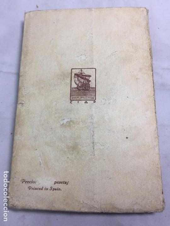 Libros antiguos: 1º edición José María Pemán A la rueda rueda Cancionero Mundo Latino Madrid 1929 - Foto 10 - 104064499