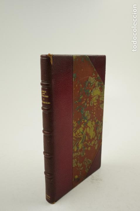 AUBADES Y CAPVESPRES, 1913, CELS GOMIS, BARCELONA. 11,5X18,5CM (Libros antiguos (hasta 1936), raros y curiosos - Literatura - Poesía)