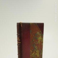 Libros antiguos: AUBADES Y CAPVESPRES, 1913, CELS GOMIS, BARCELONA. 11,5X18,5CM. Lote 104593455