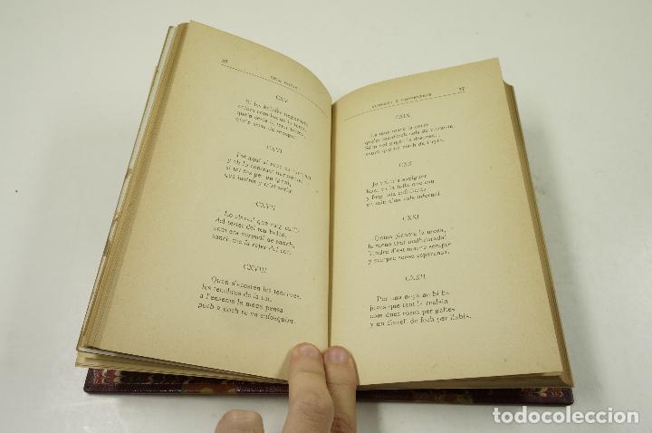 Libros antiguos: aubades y capvespres, 1913, cels gomis, barcelona. 11,5x18,5cm - Foto 3 - 104593455