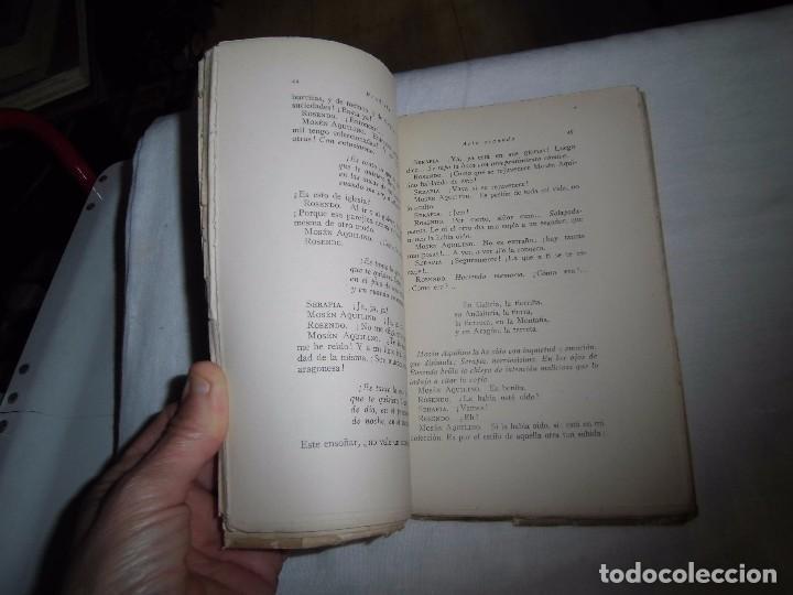 Libros antiguos: RONDALLA POEMA DRAMATICO POPULAR.SERAFIN Y JOAQUIN ALVAREZ QUINTERO.MADRID 1929.-1ª EDICION - Foto 7 - 104981203