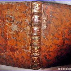 Libros antiguos: AÑO 1752: POETAS FRANCESES. PRECIOSO LIBRITO DEL SIGLO XVIII.. Lote 105217311