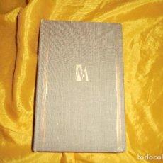 Libros antiguos: OBRES COMPLETES DE JOAN MARAGALL. VOL. I , POESIES. SALA PARÉS LLIBRERIA 1929. EN CATALAN. Lote 105476383