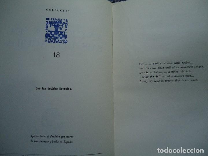 Libros antiguos: Angel en el país del águila. 1954 Martínez Baigorri P. Angel - Foto 4 - 106092007