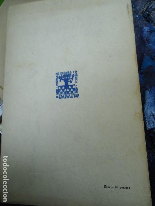 Libros antiguos: Angel en el país del águila. 1954 Martínez Baigorri P. Angel - Foto 7 - 106092007